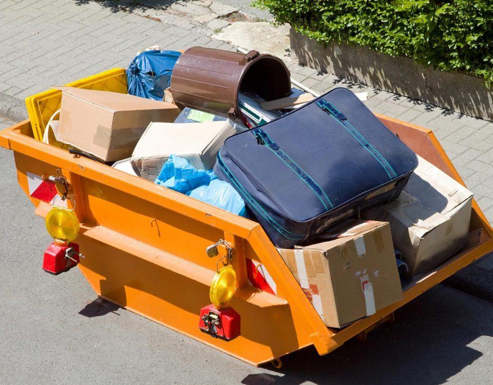 Вывоз мусора ТБО в Одинцово