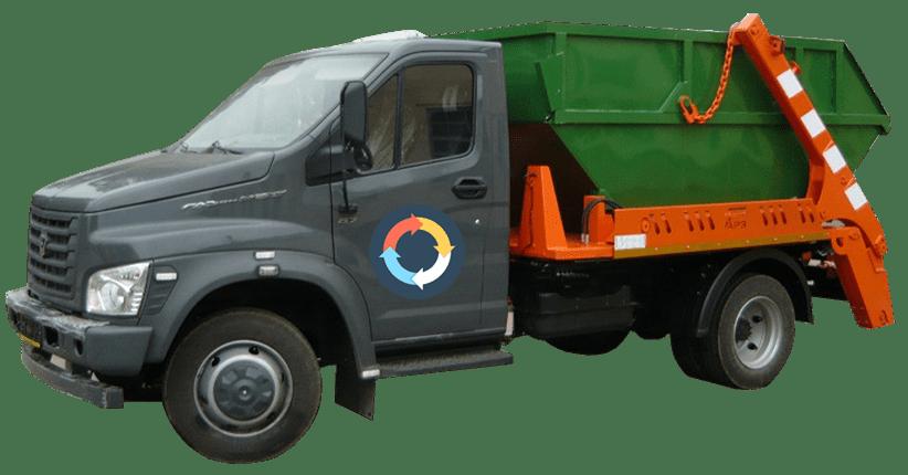 Вывоз строительного мусора в Одинцово